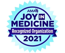 2021 Joy in Medicine Recognized Organization